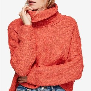 Free People Big Easy Cowlneck Sweater